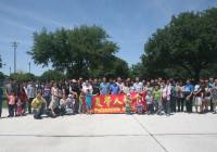 华夏学人协会联合地质大学校友会成功举办了2015春季野餐会