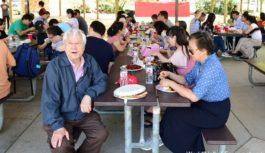 华夏学人协会2019年春季野餐会成功举行