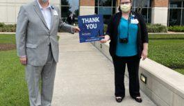 Donation to Houston Methodist Sugar Land Hospital